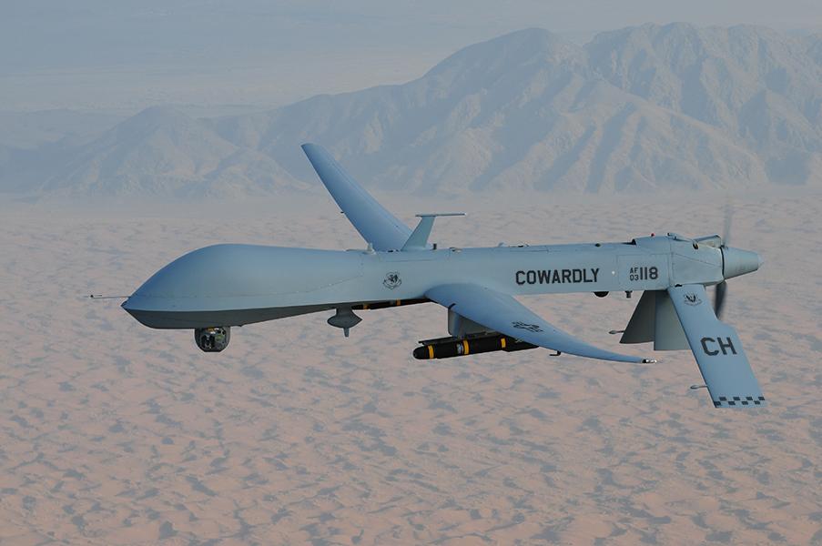 Cowardly Drones Joseph DeLappe